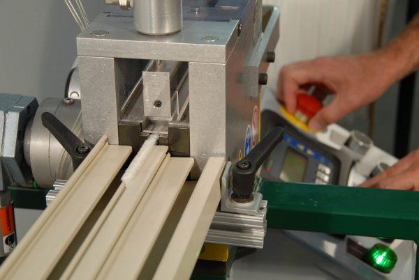 Metered Insertion Machine