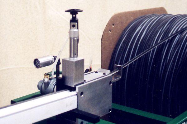 Non-Metered Insertion Machine