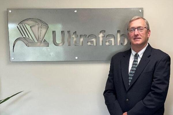 Alan DeMello, CEO of Ultrafab